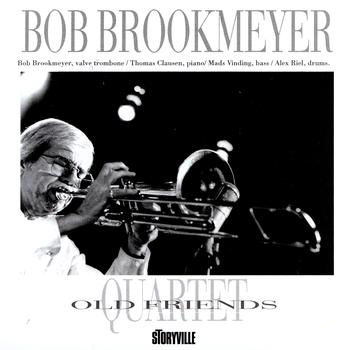 Brookmeyer - Old Friends Cover