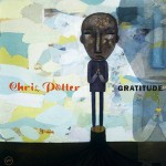 The cover to Chris Potter's Gratitude